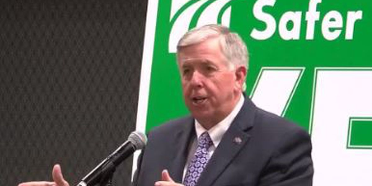Parson told not to use First Amendment to redact information