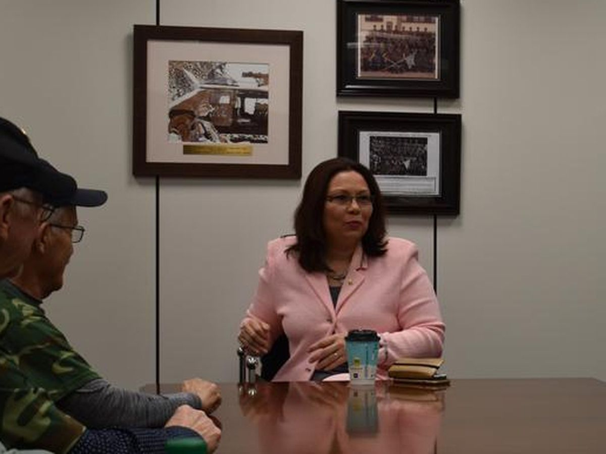 IL Sen. Duckworth issues statement on Military Transgenger Ban