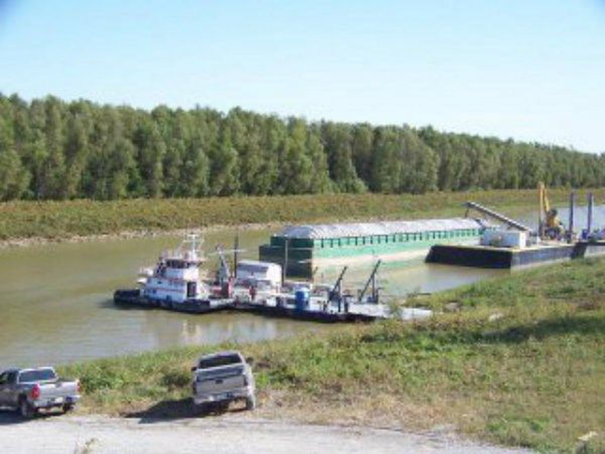 Dorena-Hickman Ferry closure expected to last about 1 week