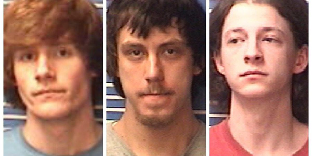 3 arrested in connection to thefts at ATV business in Sikeston, MO