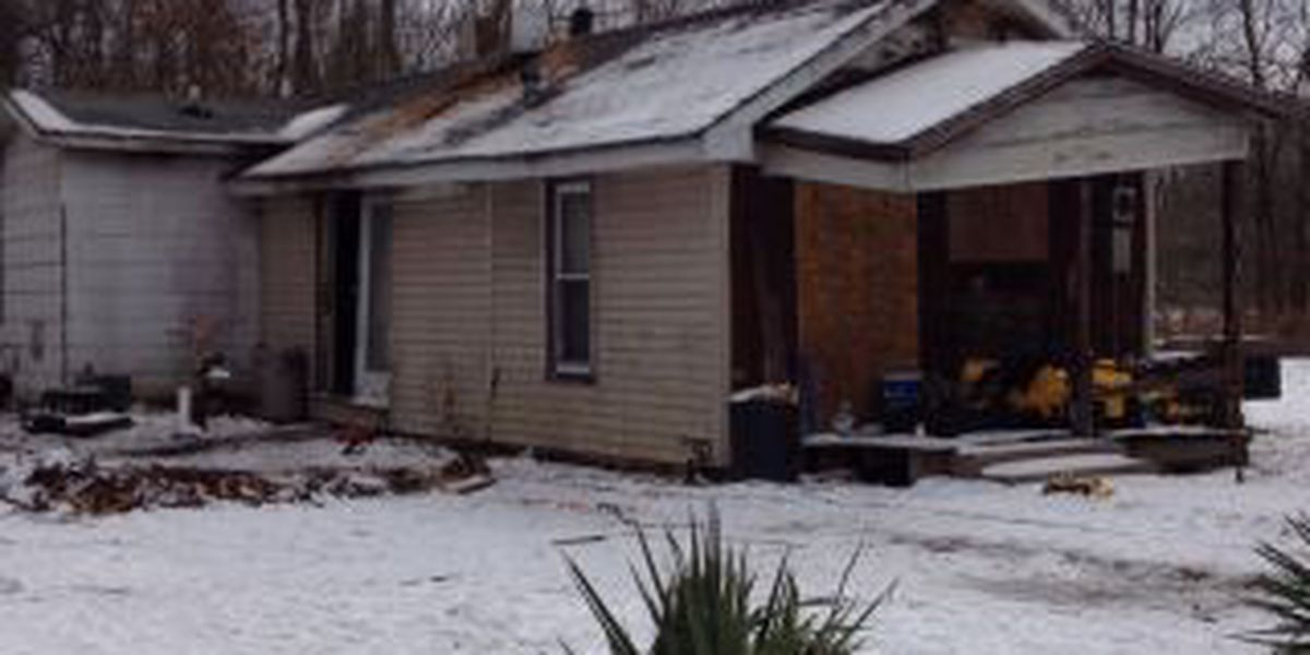 Murphysboro home destroyed in fire