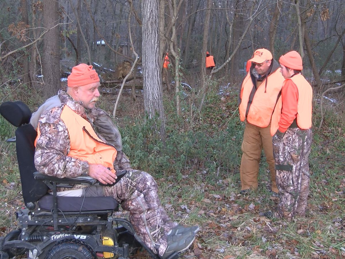 Special deer hunt at Rend Lake Nov. 16-18