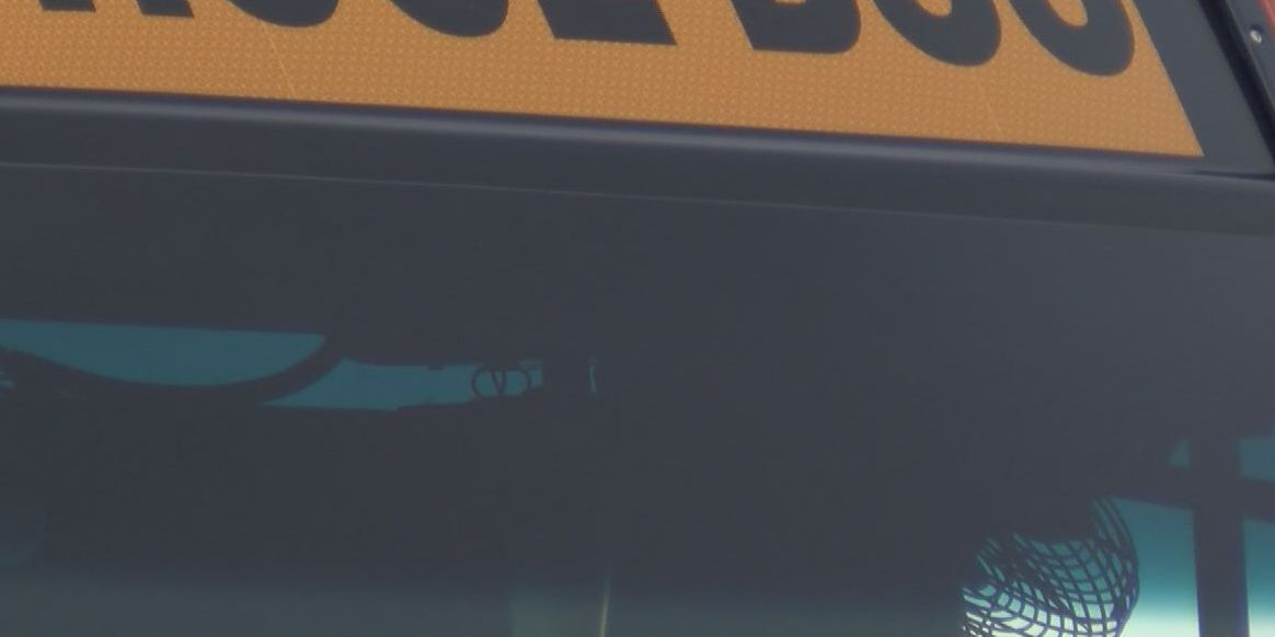 School district mounts cameras on stop arms to catch drivers who pass stopped buses
