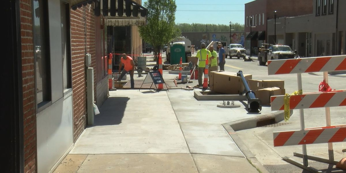 Opening of Spanish, Independence St. intersection delayed a week