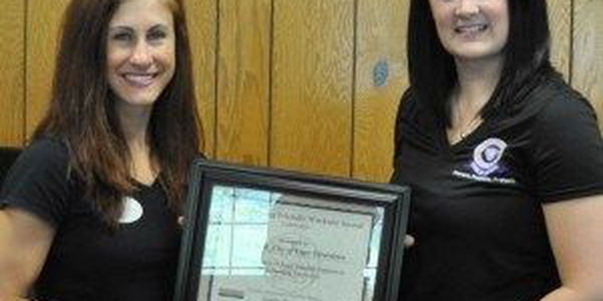 Cape Girardeau city facilities recognized as breastfeeding friendly employer