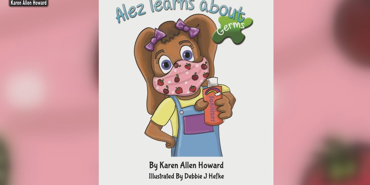 Heartland woman writes children's book about pandemic