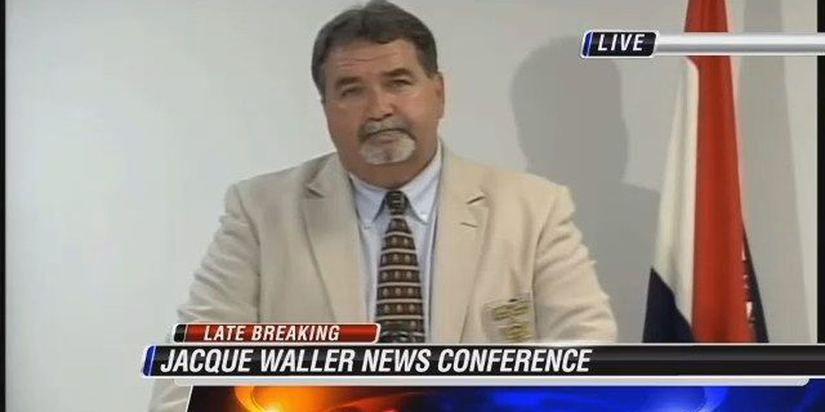 EXTRA: Waller press conference June 2013 pt. 2