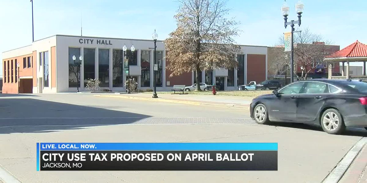 City use tax proposed on Jackson April ballot
