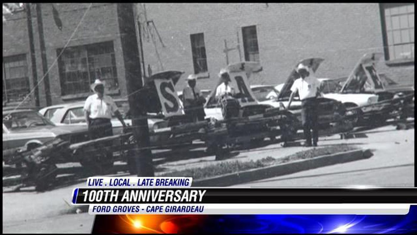 Cape Girardeau Car Dealer Celebrates 100th Anniversary