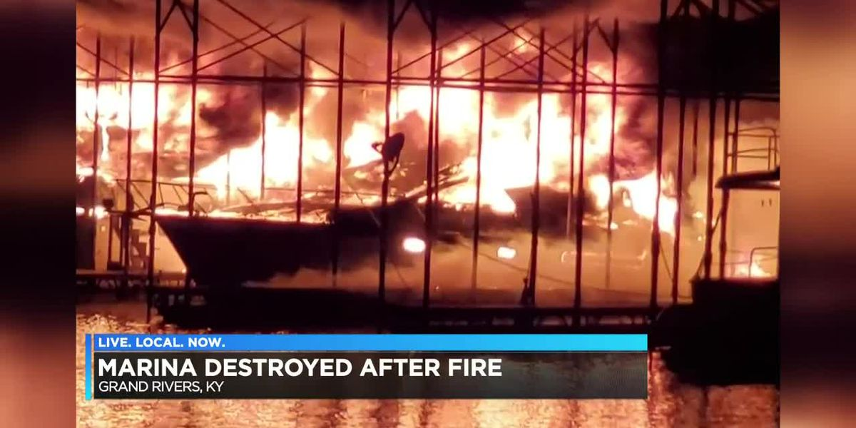 Pier 11 at Green Turtle Bay Marina destroyed after fire