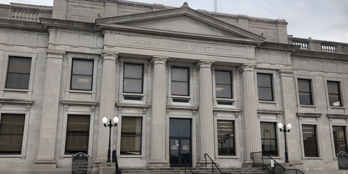 Jackson Co., Ill. courthouse to close to public at 7pm on Election Day due to COVID-19 mitigations