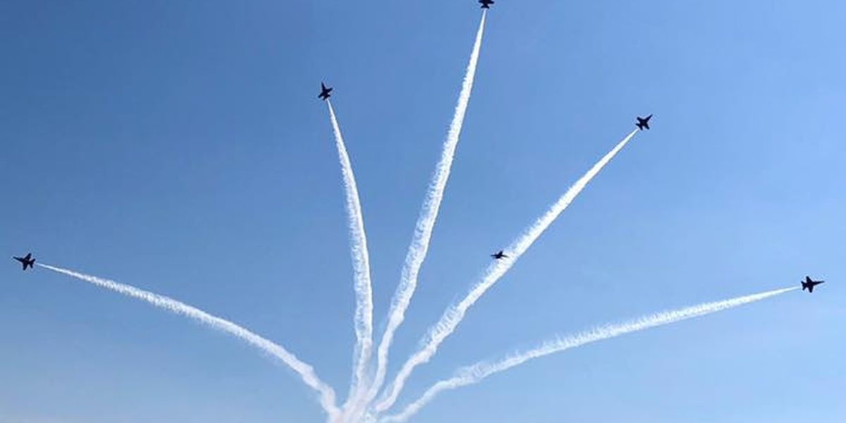 Cleanup underway after Cape Girardeau Regional Air Festival draws thousands