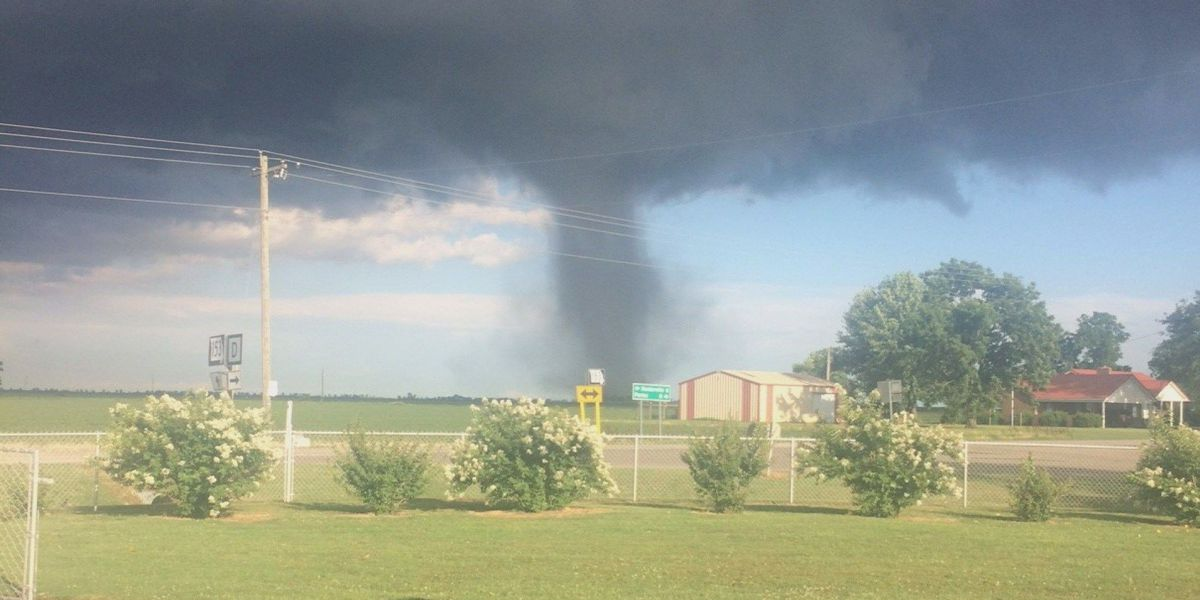 Farmers describe 'unusual' tornado in Stoddard County, MO