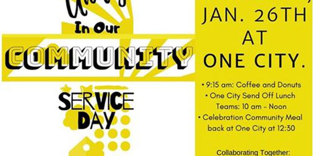One City community service day in Cape Girardeau