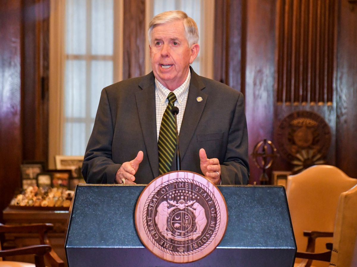 Gov. Parson declares state of emergency, activates Mo. National Guard