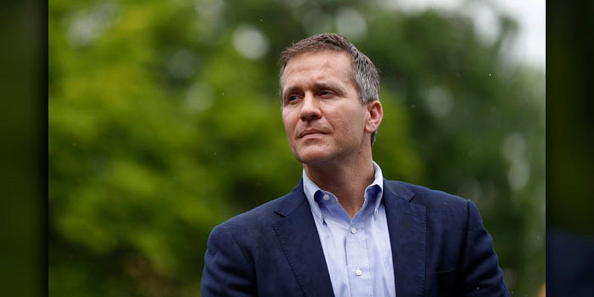 Former Missouri Governor Eric Greitens calls out state leadership for not stopping the violence