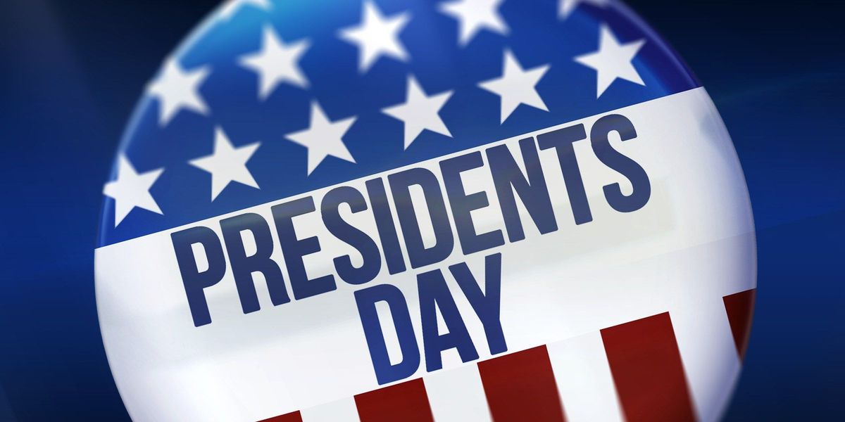 Paducah Parks Services announces first ever 'I Heart Presidents Day'
