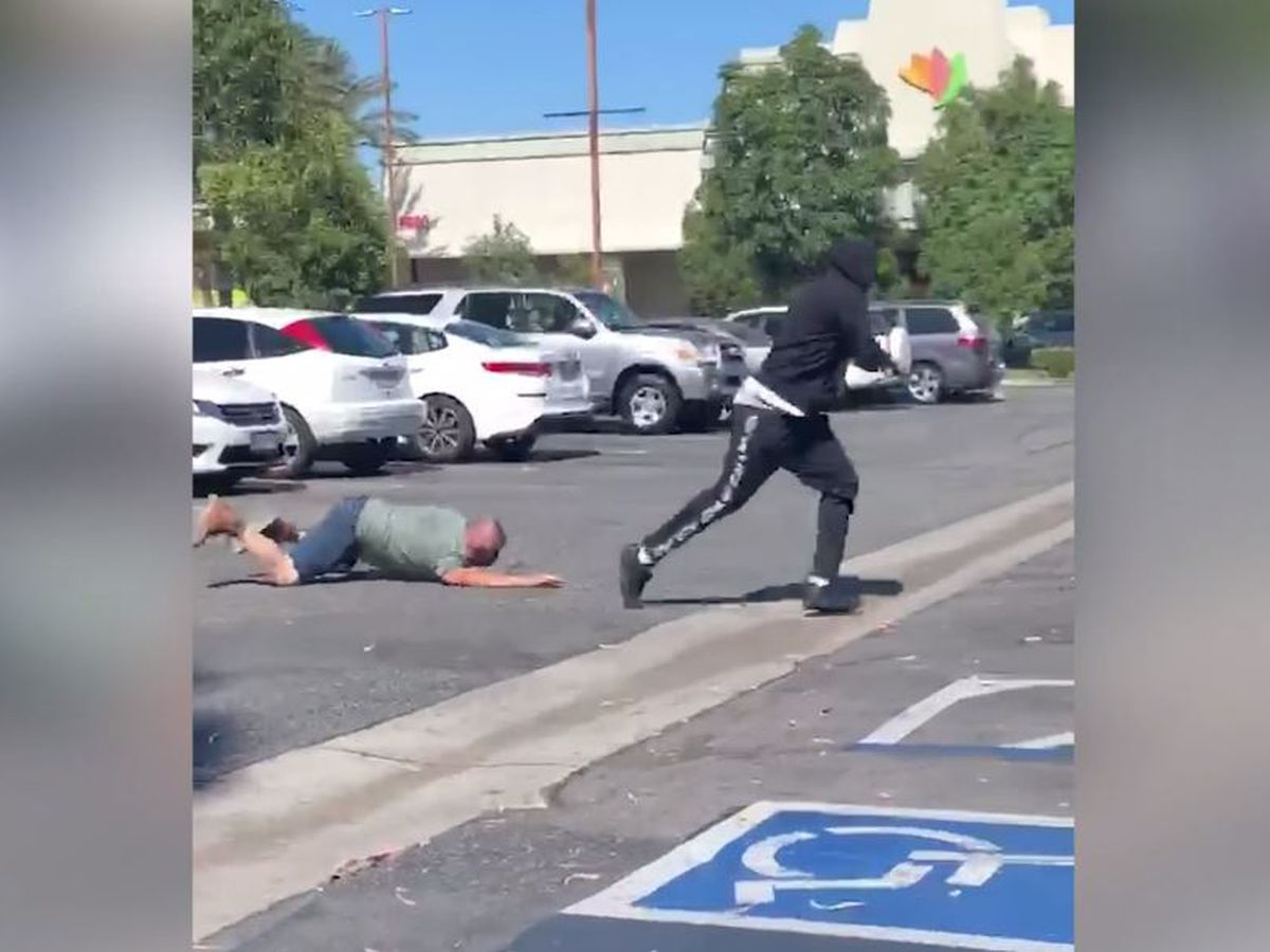 Man beaten, robbed of $200,000 life savings outside Calif. bank