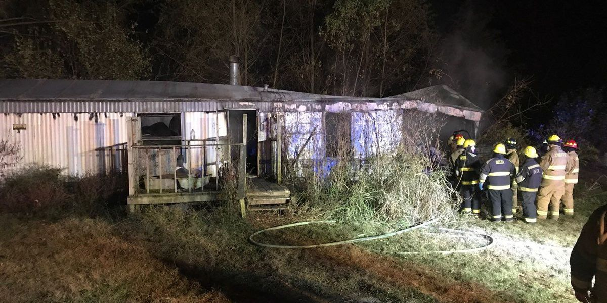 Fire marshal called to investigate vacant mobile home fire in Chaffee, MO
