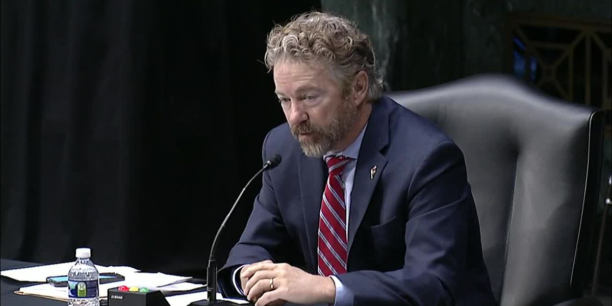 Sen. Rand Paul says lynching bill is too broad