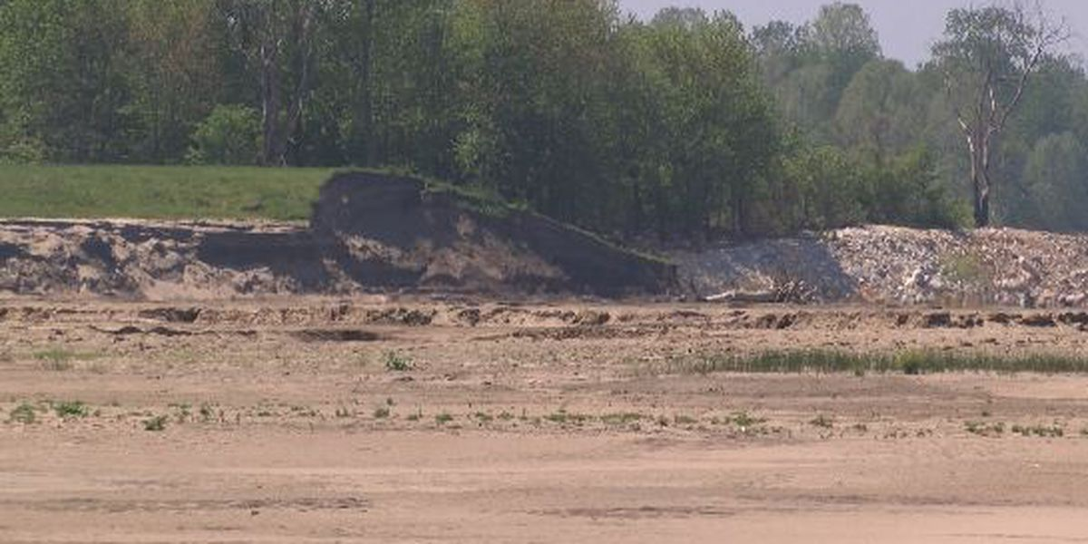 Levee breached during 2016 flood could be rebuilt in Alexander Co., IL