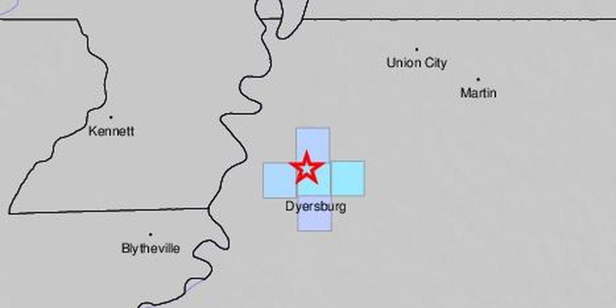 2.7M earthquake rattles Heartland overnight