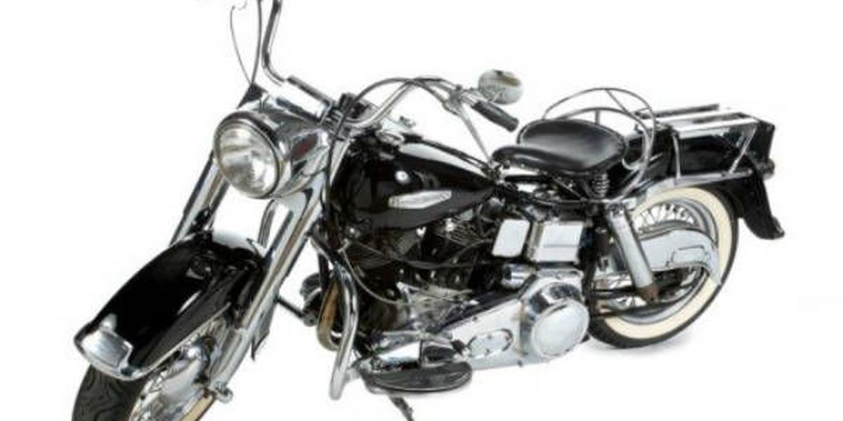 Marlon Brando's 1969 Harley up for auction