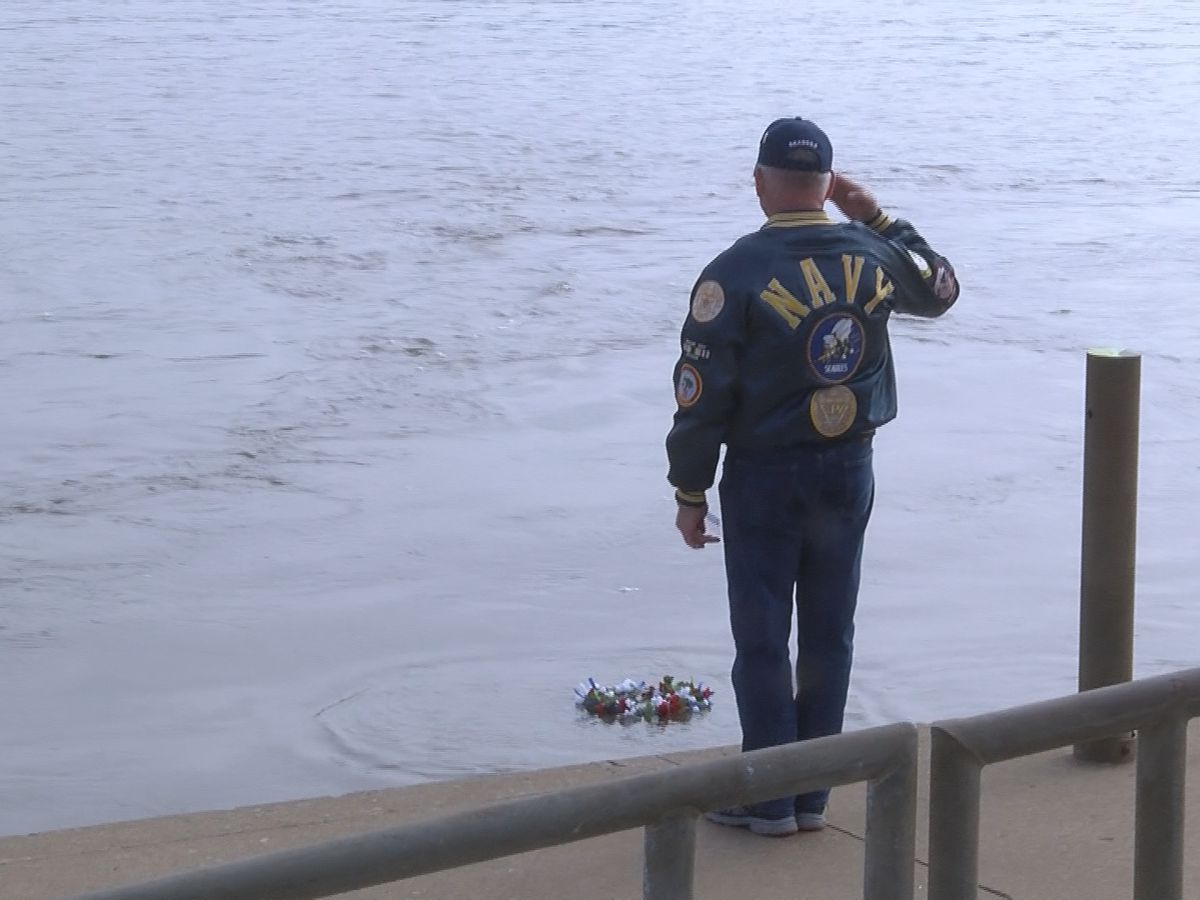American Legion remembers Pearl Harbor attack
