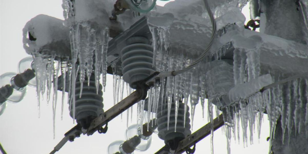 Utilities crews learned lessons from past ice storms