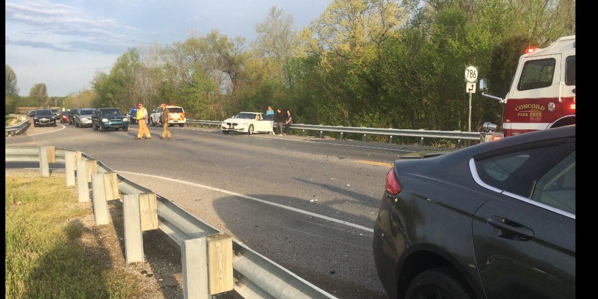 KY woman injured in morning crash