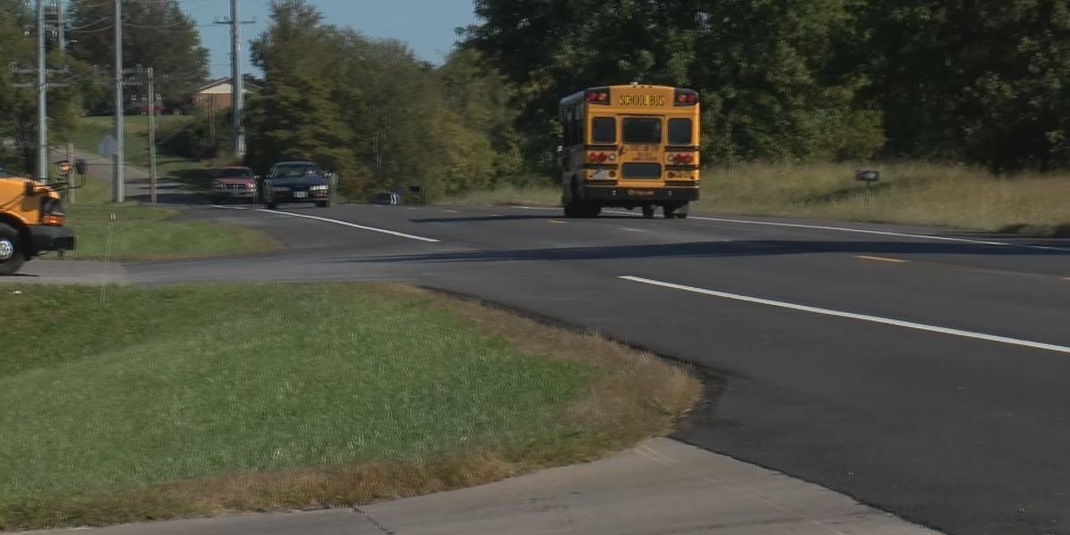 Missouri State highway K is causing concerns for local schools
