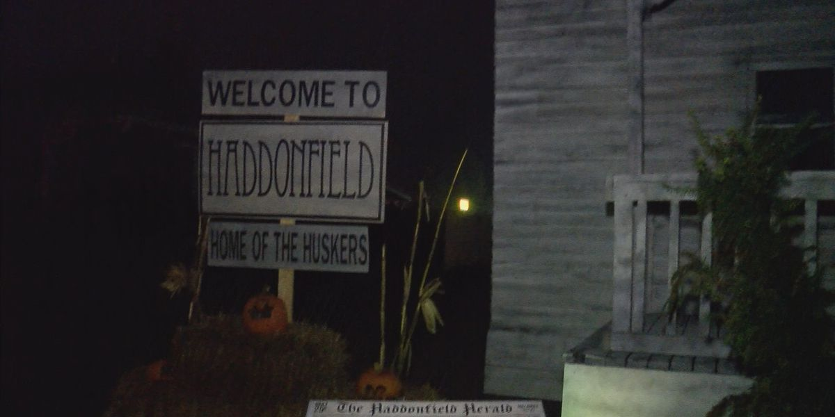 Heartland family goes all out for community during Halloween
