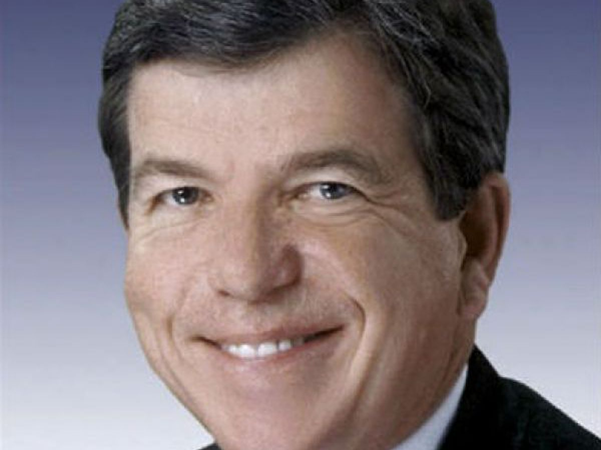 Senator Blunt reelected, serve as Chairman of Republican Police Committee