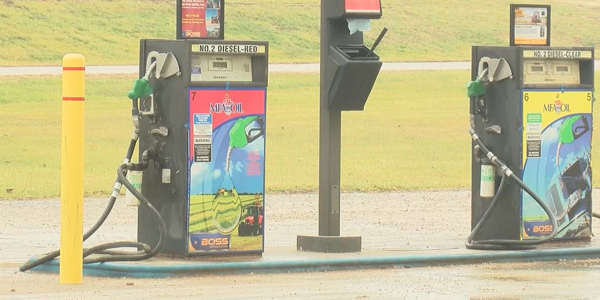 Pump prices in the Heartland