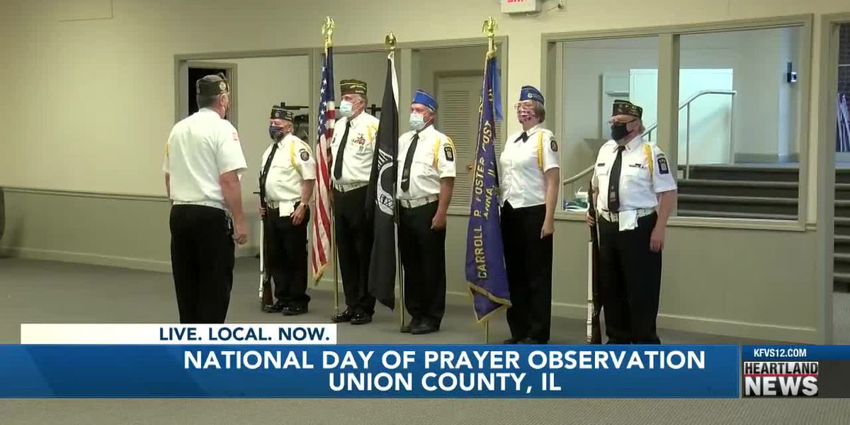 Heartland community participates in National Day of Prayer