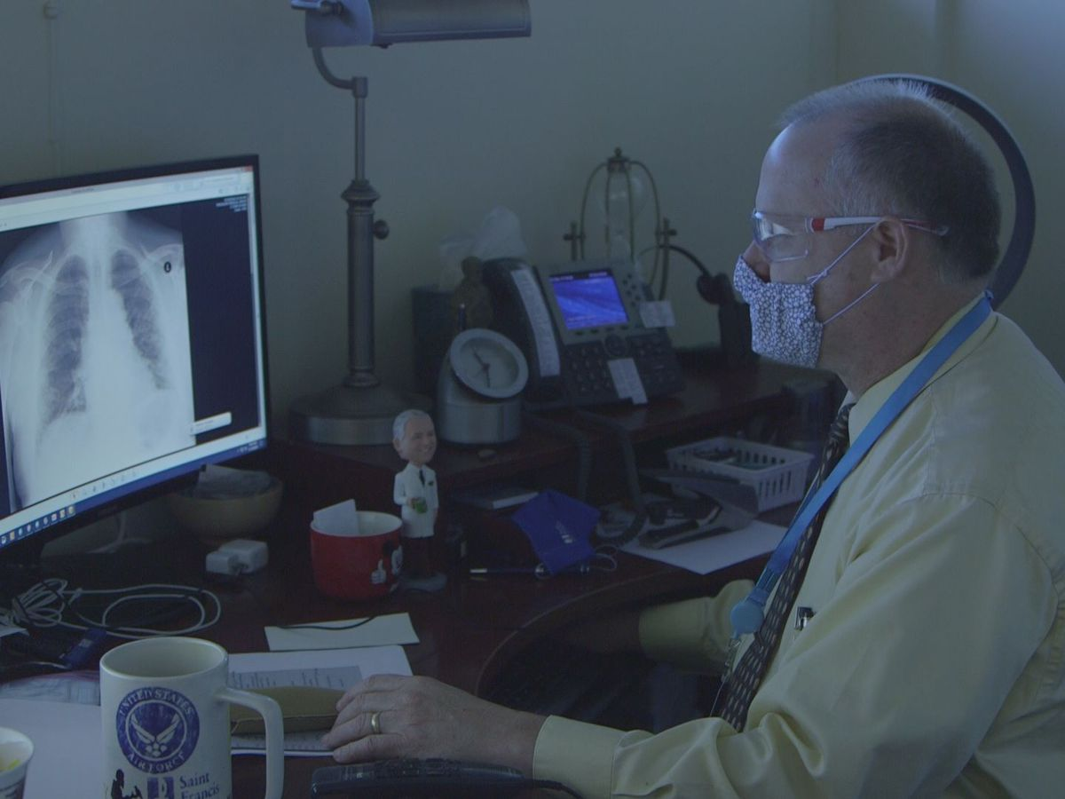 Cape Girardeau doctor who battled COVID-19 warns of potential crisis ahead