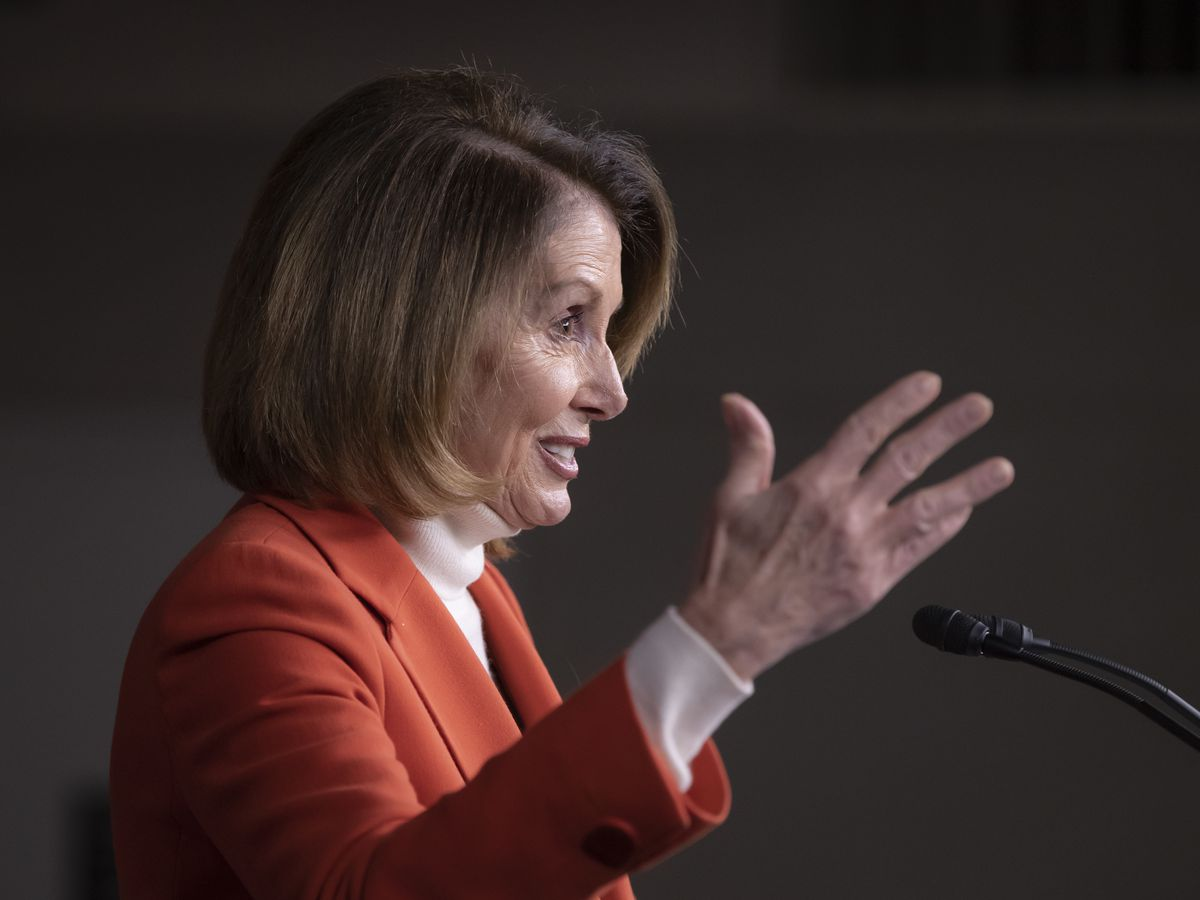In threat to Pelosi, 16 Dems say they'll back new leadership