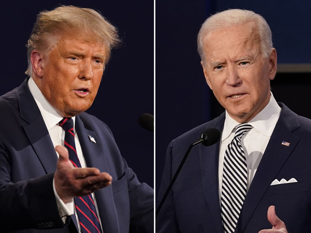 Biden vows to unify and save country; Trump hits Midwest