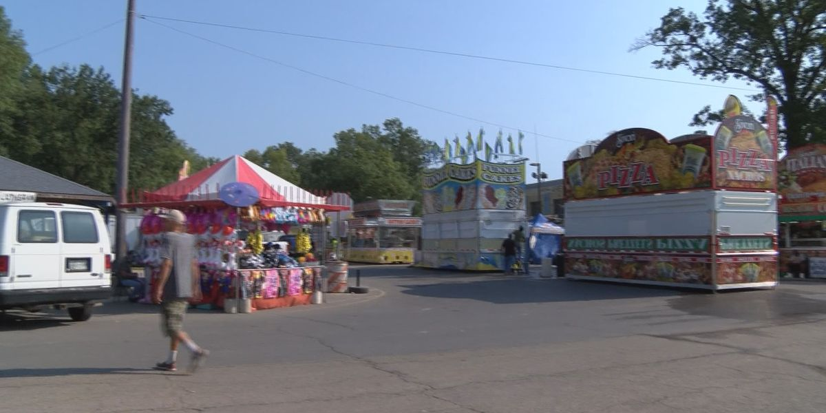 Security changes at the SEMO district fair