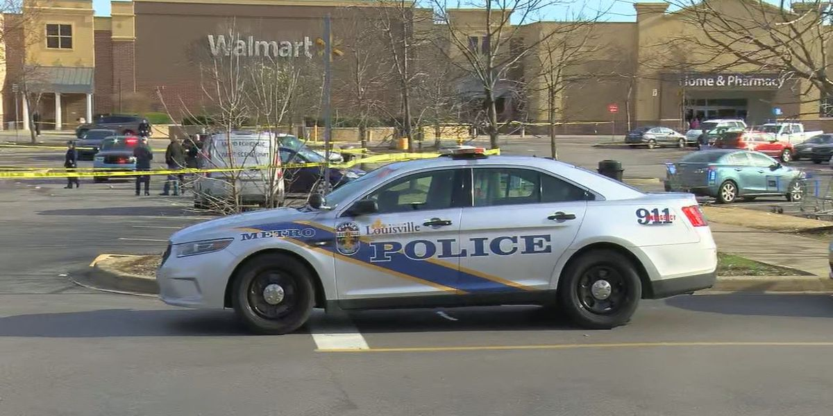 Man arrested after police say he stabbed another man in head at West Buechel Walmart