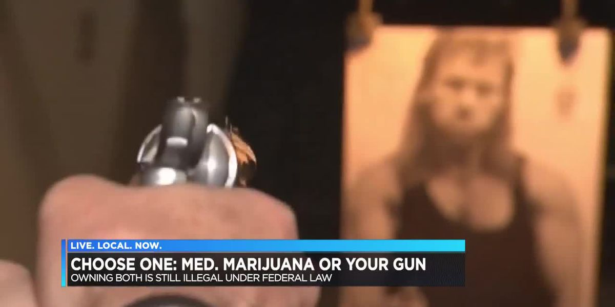 Missouri gun owner must choose between medical marijuana or their guns