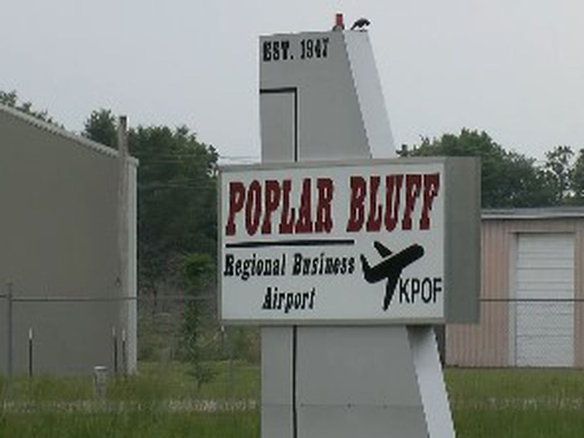 Poplar Bluff airport to close for improvements