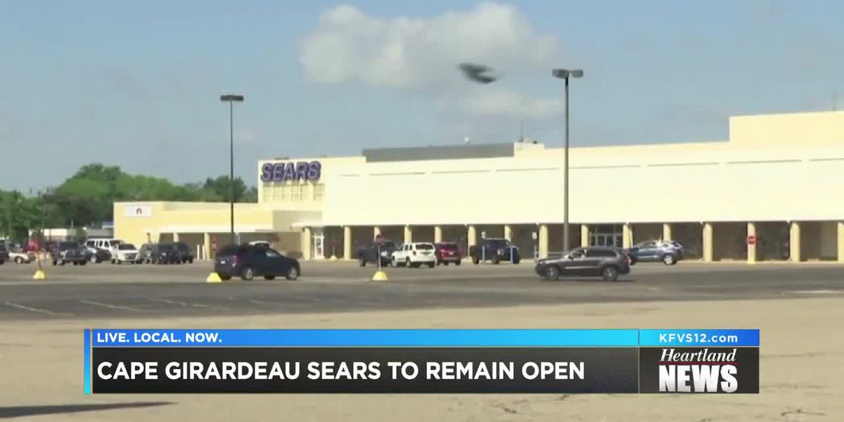 Sears files Chapter 11; to close more locations