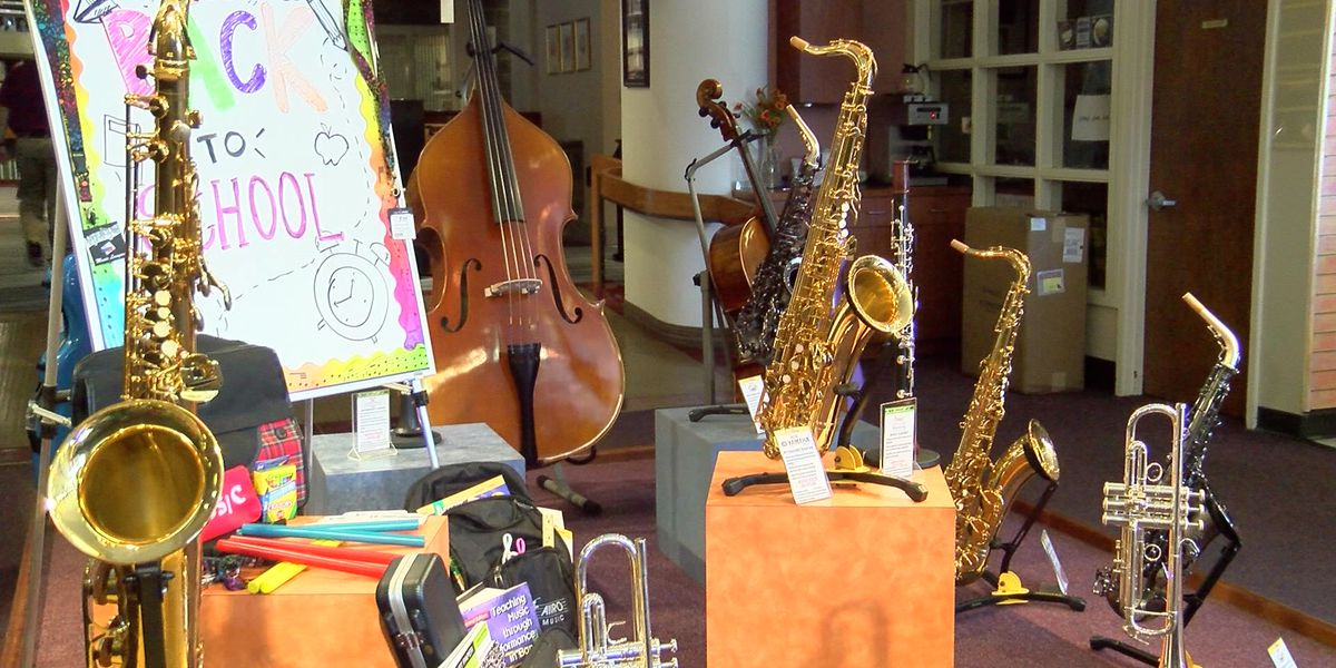 Picking the right instrument can boost your child's education