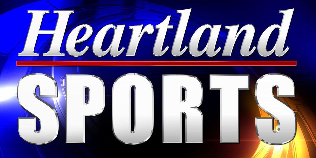 Heartland sports scores from Thursday 4/7