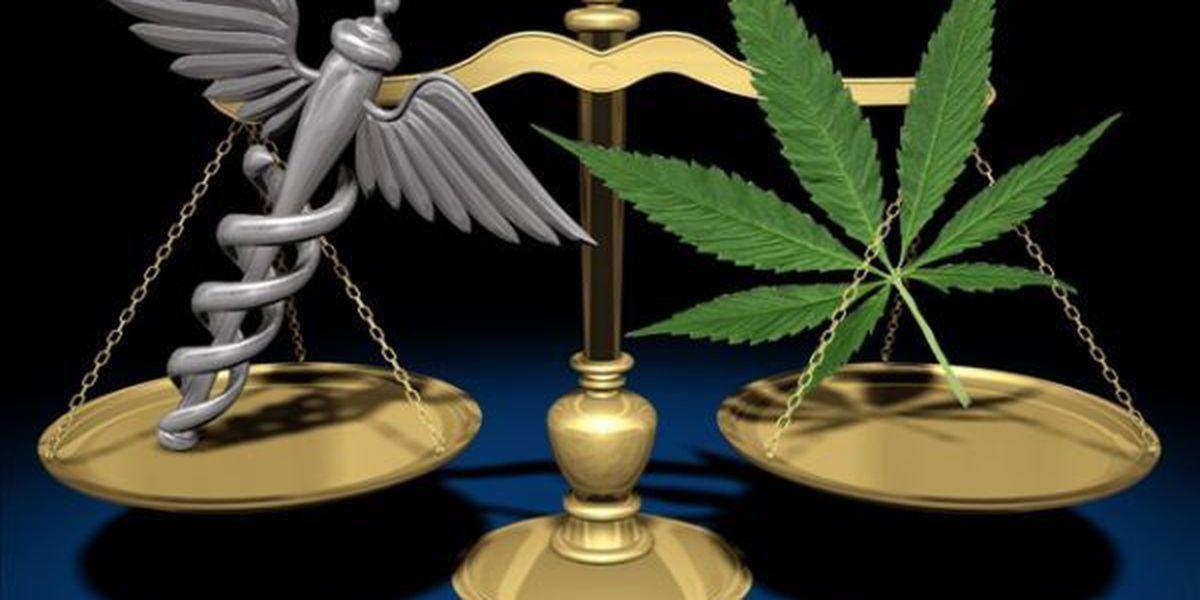 Marijuana debate - Man accused of hanging dog - Medicaid expansion talk