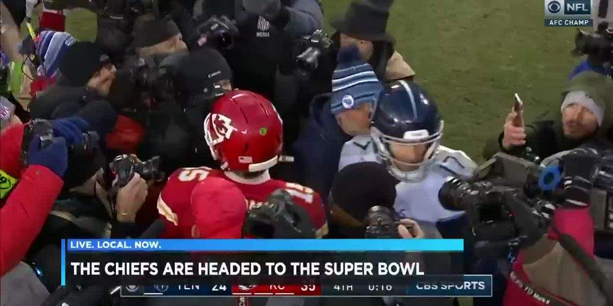 For many Chiefs fans this Super Bowl is a first