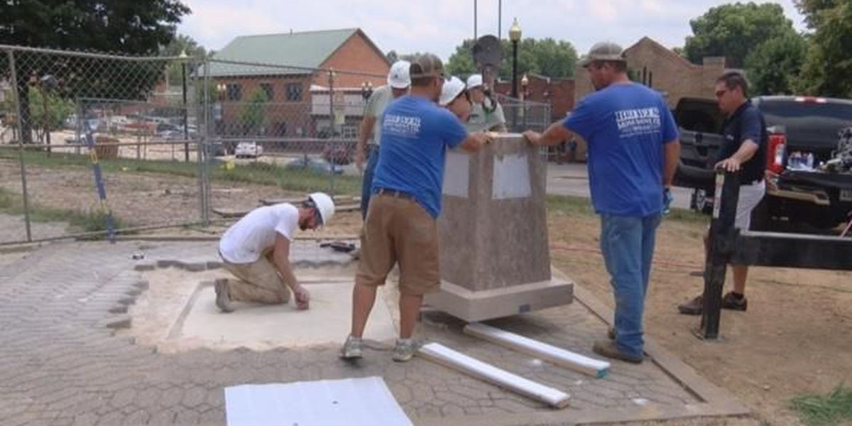 Perryville to commemorate eclipse with sundial