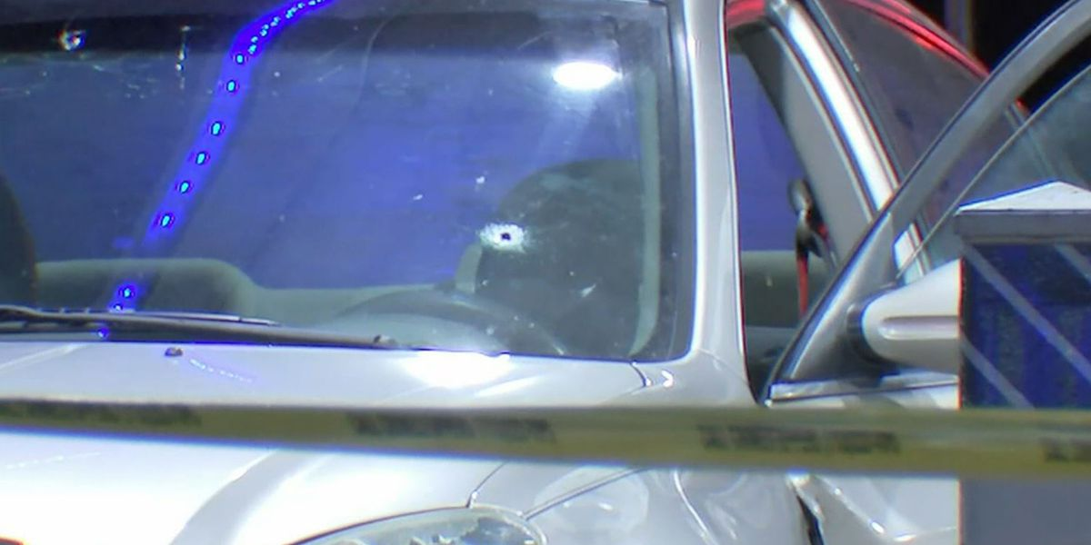 Man dead, bystander's baby hurt in Houston police shooting