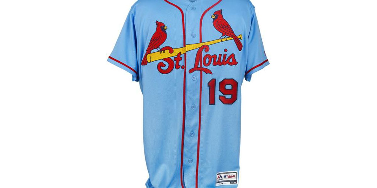 St. Louis Cardinals announce powder blue uniforms for 2019 season